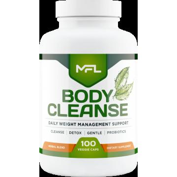 MFL BODY CLEANSE - 100 capsules
