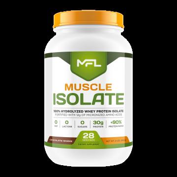 MFL ISOLATE|100% เวย์โปรตีน