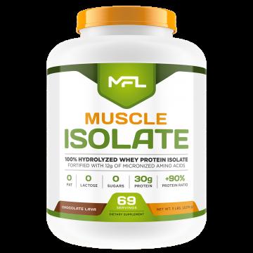 MFL ISOLATE - 5 lbs - Chocolate Lava
