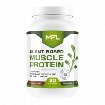 MFL VEGAN PROTEIN|โปรตีนพืช 100%