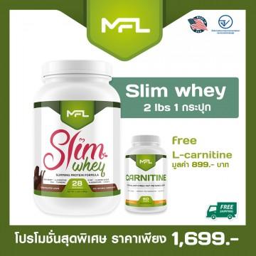 MFL SLIM WHEY FREE MFL CARNITINE