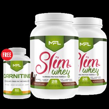 Set: Double Slim Free MFL Carnitine