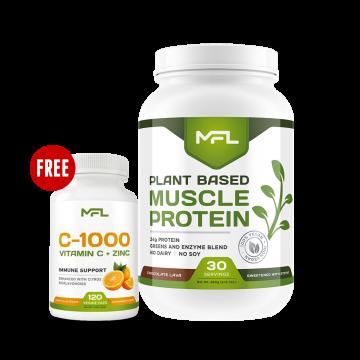 Set: Vegan Free Vitamin C+